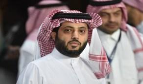 تركي آل الشيخ: كل ما هاجموني أعرف إني ماشي صح