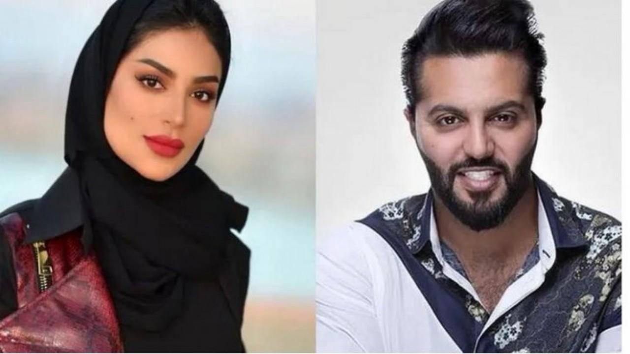 انفصال فاطمة الانصاري عن زوجها يعقوب بوشهري