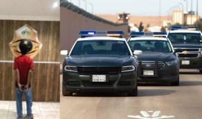 ضبط مواطن سرق مركبة وأحرقها  في مكة