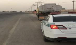 المرور يطيح بقائد مركبة متهور عرض حياة الآخرين للخطر
