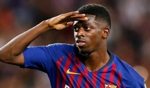 """ديمبيلي يتجاهل برشلونة ويتفاوض مع نيوكاسل على """"عقد ذهبي"""""""