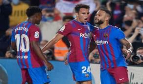 الدوري الإسباني.. فوز مثير لبرشلونة على فالنسيا