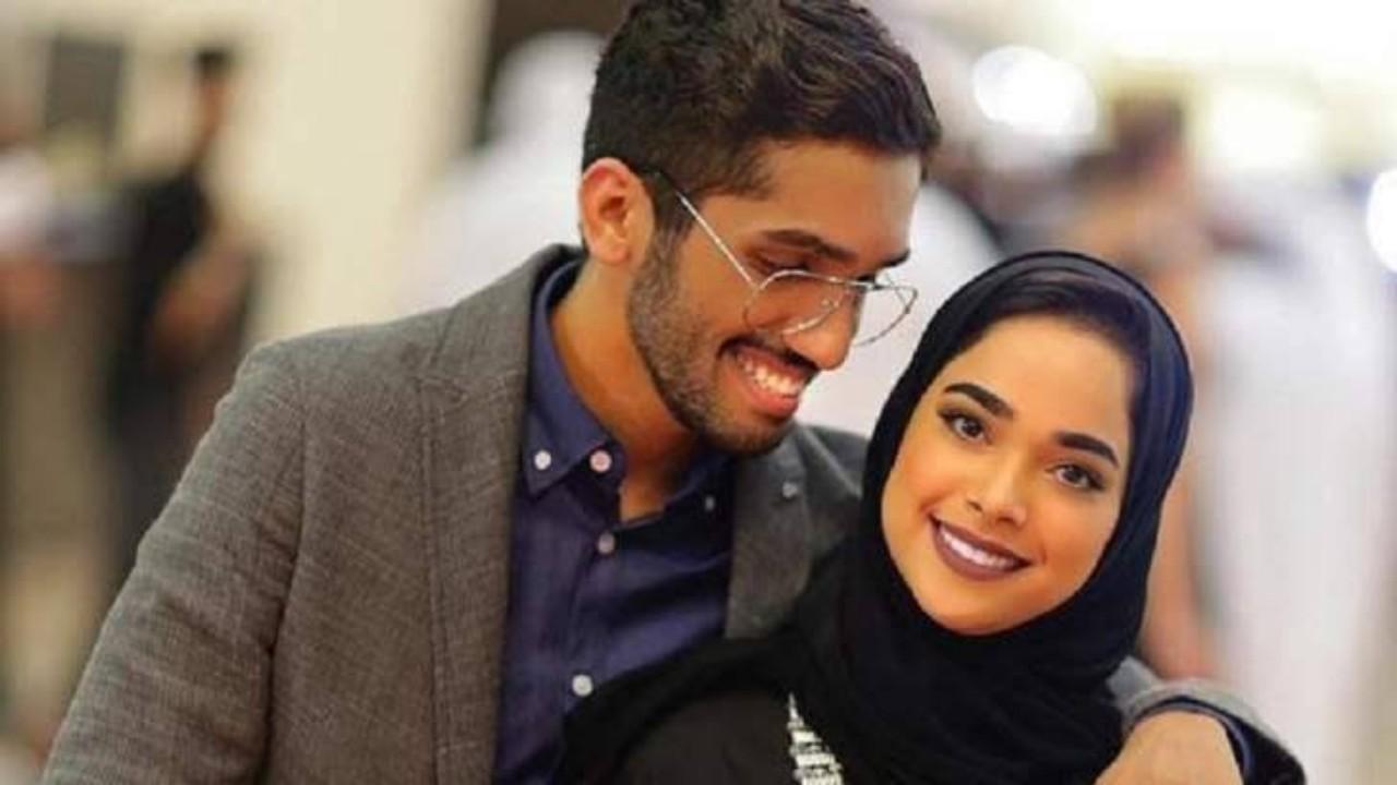 أحمد خميس يعلن حمل مشاعل الشحي في مولودها الأول