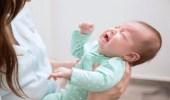 أشياء تقف وراء المغص عند الرضع