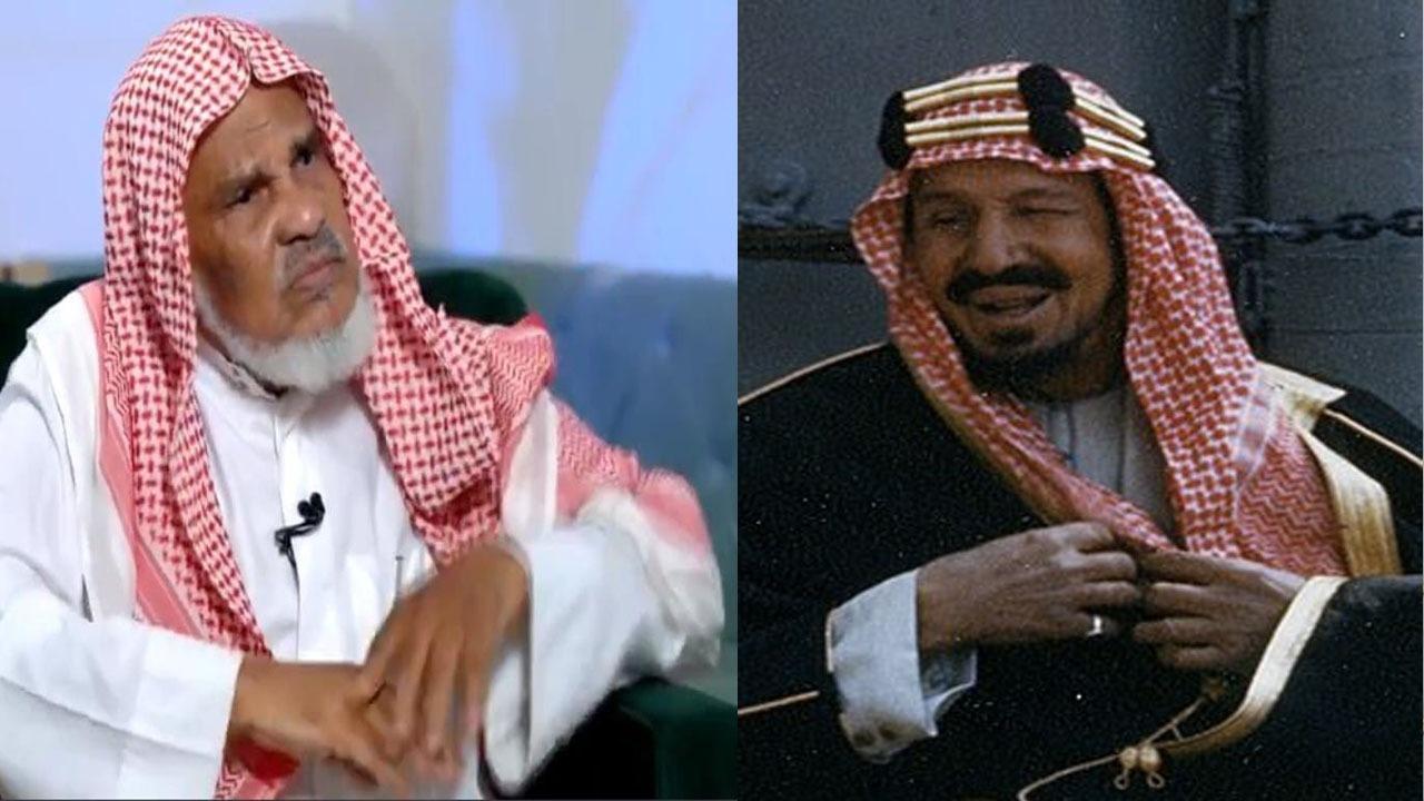 الشاعر حسن أبوعلة يستذكر الملك عبدالعزيز بموقف مؤثر