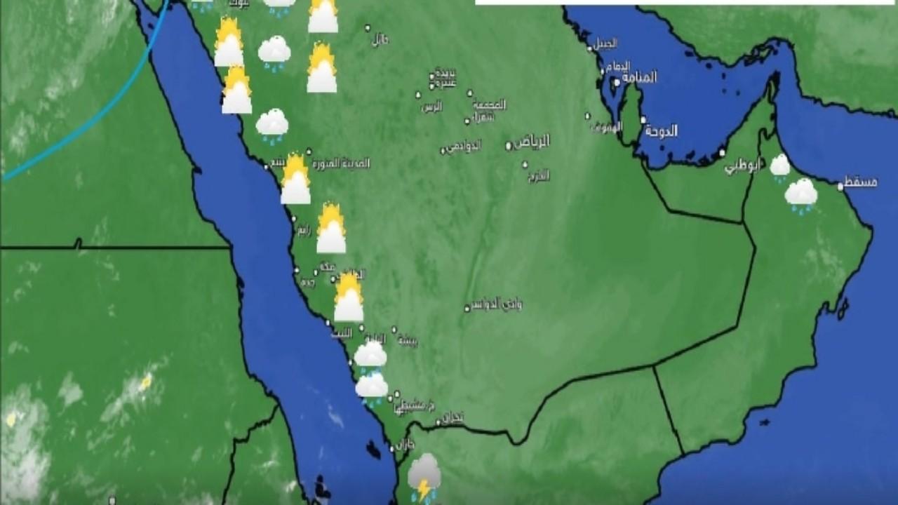 """""""الحصيني"""" : أجواء حارة نهارًا لطيفة فجرًا على معظم المناطق"""