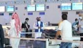 تشغيل كامل الطاقة الاستيعابية لمطارات المملكة