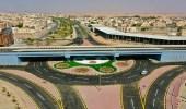 أمير الجوف يفتتح جسر الملك خالد في سكاكا بتكلفة 32 مليون ريال