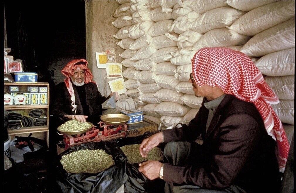 صورة نادرة من خميس مشيط تعود إلى السبعينات الميلادية