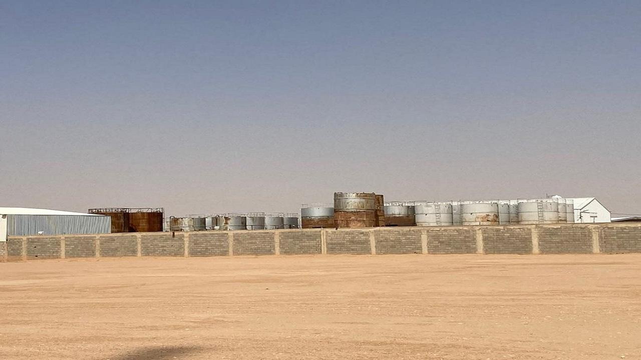 بالصور.. ضبط موقع مخالف لنظام التجارة بالمنتجات البترولية