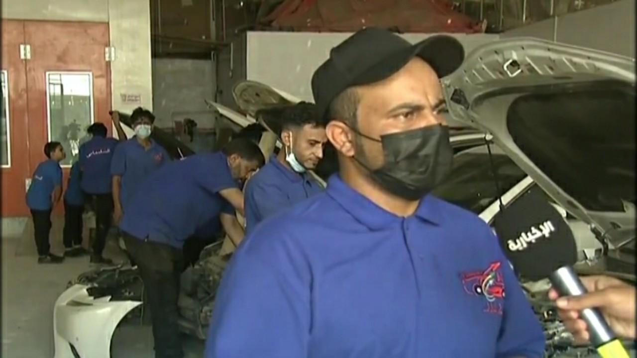 شاهد.. شاب سعودي يروي قصة نجاح مشروعه بصناعية أبوعريش