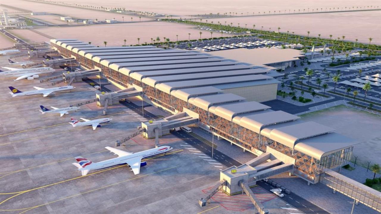 الوزراء يوجه إعادة طرح وترسية مشروع مطار الطائف وفق نظام التخصيص