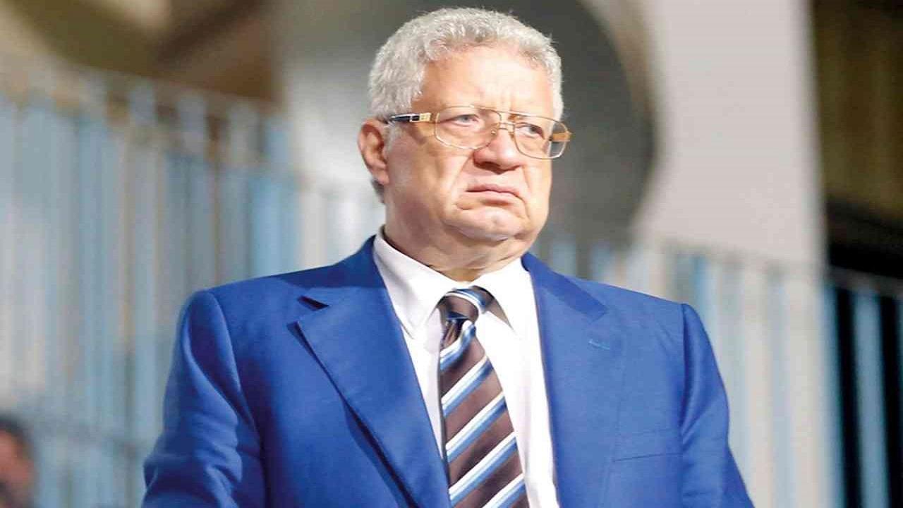 حسم قضية عودة مرتضى منصور لنادي الزمالك المصري