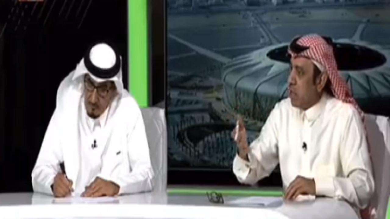 """""""الذايدي"""": النصر أسهل رئاسة نادي في العالم وتغريدة ترضيهم"""