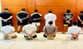 القبض على (10) أشخاص إثر مشاجرة جماعية بأحد المرافق العامة بمدينة الرياض