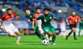 بالفيديو.. الأخضر الأولمبي يخسر نهائي بطولة غرب آسيا