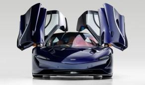 تعرف على مواصفات وسعر سيارة ماكلارين سبيداتيل 2021