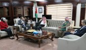 المملكة تمنح الأردن أوكسجين طبي لمواجهة كورونا