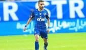 """""""محمد البريك"""" يغيب عن تدريبات الهلال"""