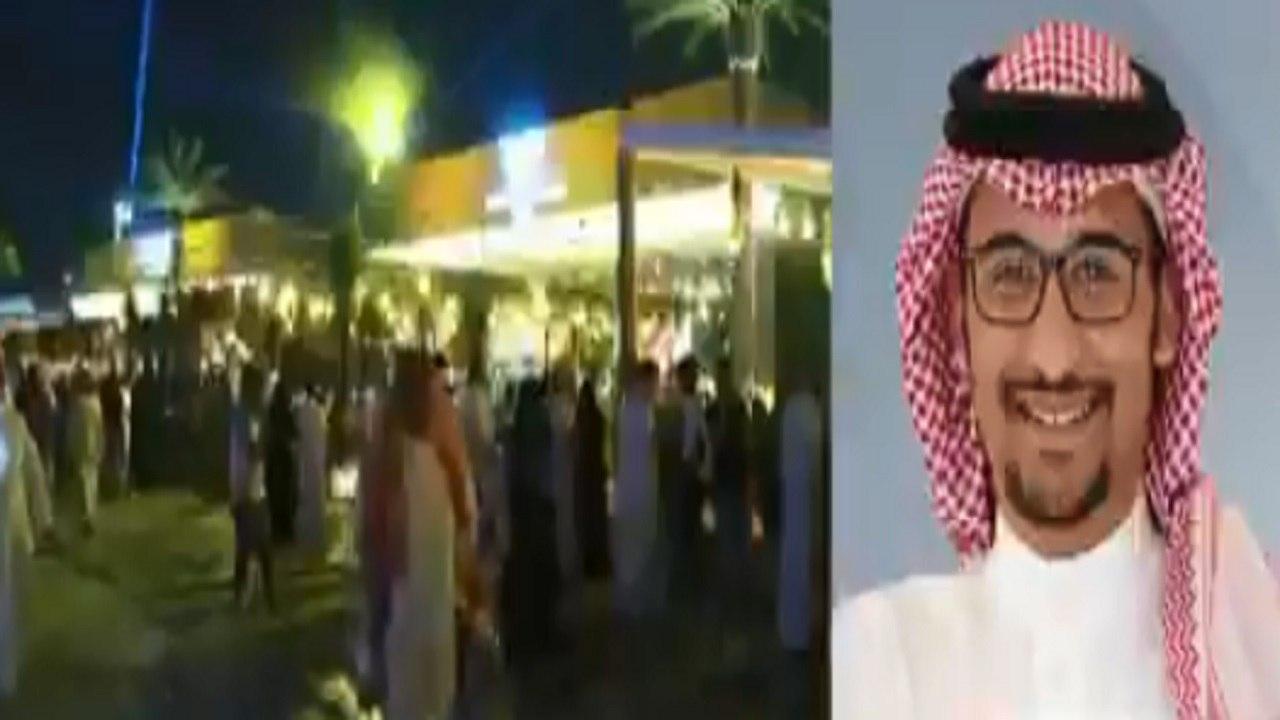 بالفيديو .. مستثمر : 90% من أفكار موسم الرياض جديدة والعام المقبل سيشهد نقلة نوعية
