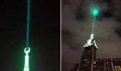 حقيقة احتفال برج الساعة بالمولد النبوي