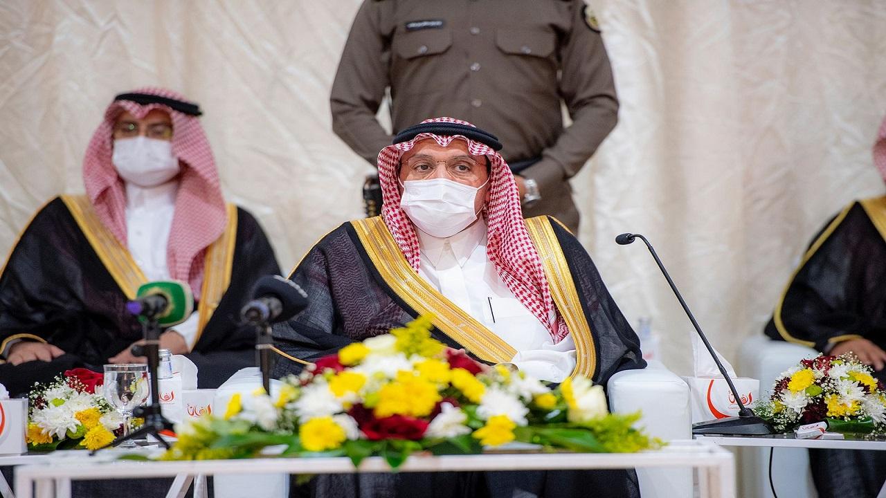الأمير فيصل بن مشعل : مهرجان رمان القصيم بالشيحية علامة فارقة ودافعا اقتصاديا للمزارعين