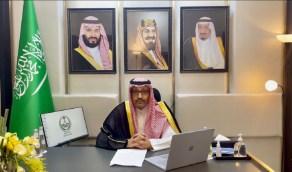 الأمير حسام بن سعود يدعو جامعة الباحة إلى تخصيص كرسي أبحاث خاص بالسلال الغذائية
