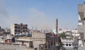 بالفيديو.. القوات الجوية توجه ضربات قوية للحوثيين في صنعاء