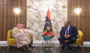 وزير الخارجية يصل طرابلس للمشاركة في المؤتمر الوزاري لدعم استقرار ليبيا