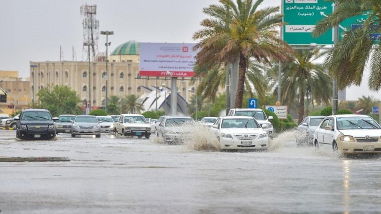 الحصيني: أمطار على عدة مناطق بداية من الثلاثاء