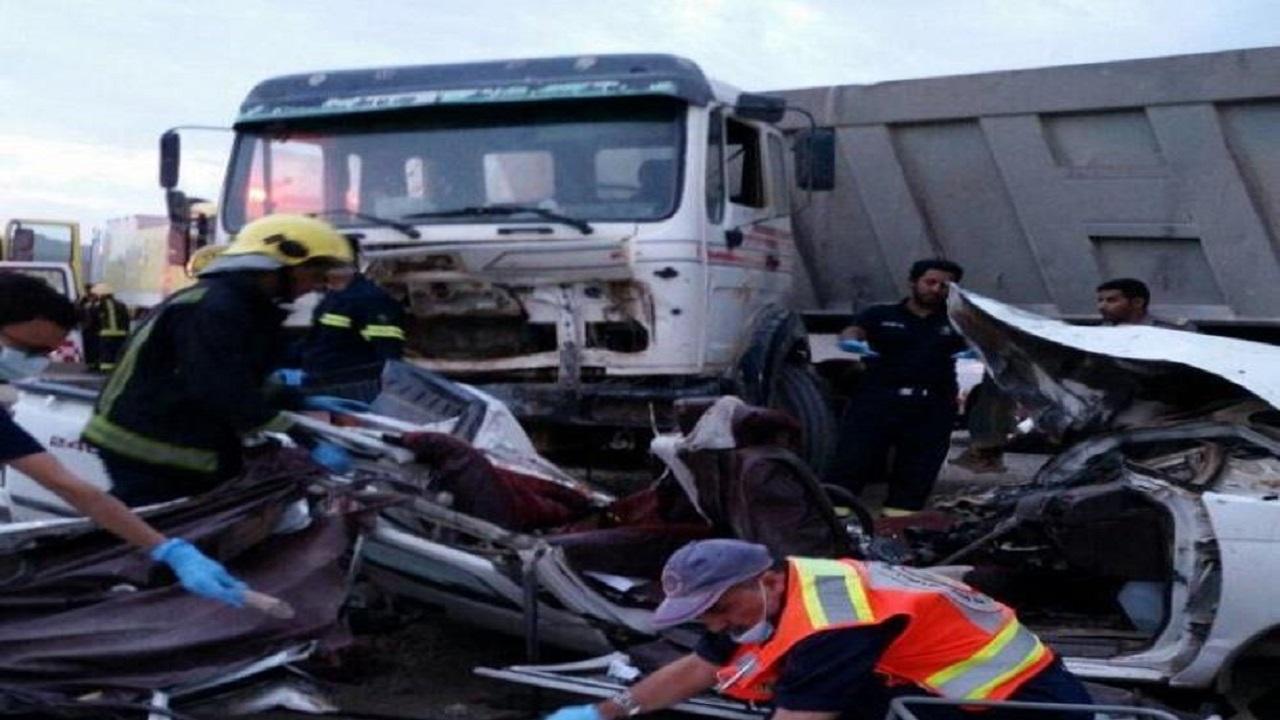 تطورات جديدة في حادث شاحنة المدينة