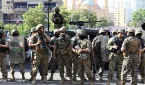 الجيش اللبناني يكثف جهوده تحسبًا لمواجهات جديدة