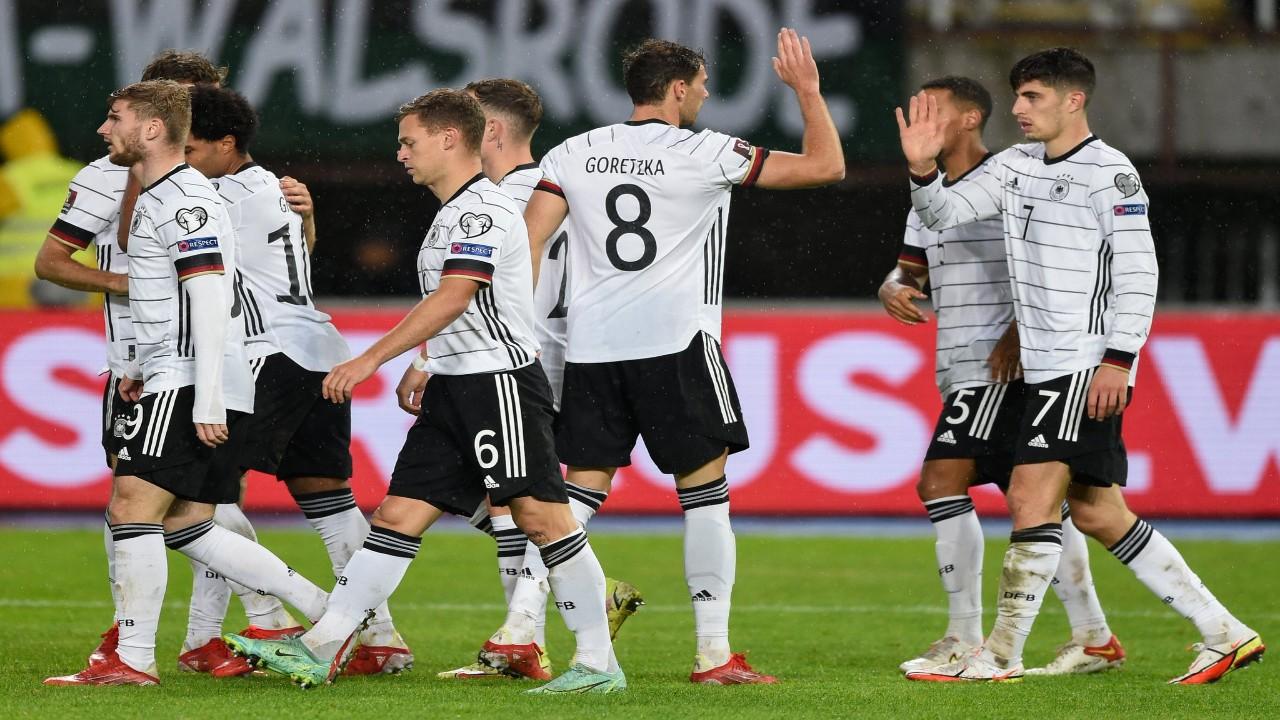 ألمانيا تتأهل لكأس العالم ٢٠٢٢ بعد فوزها على مقدونيا
