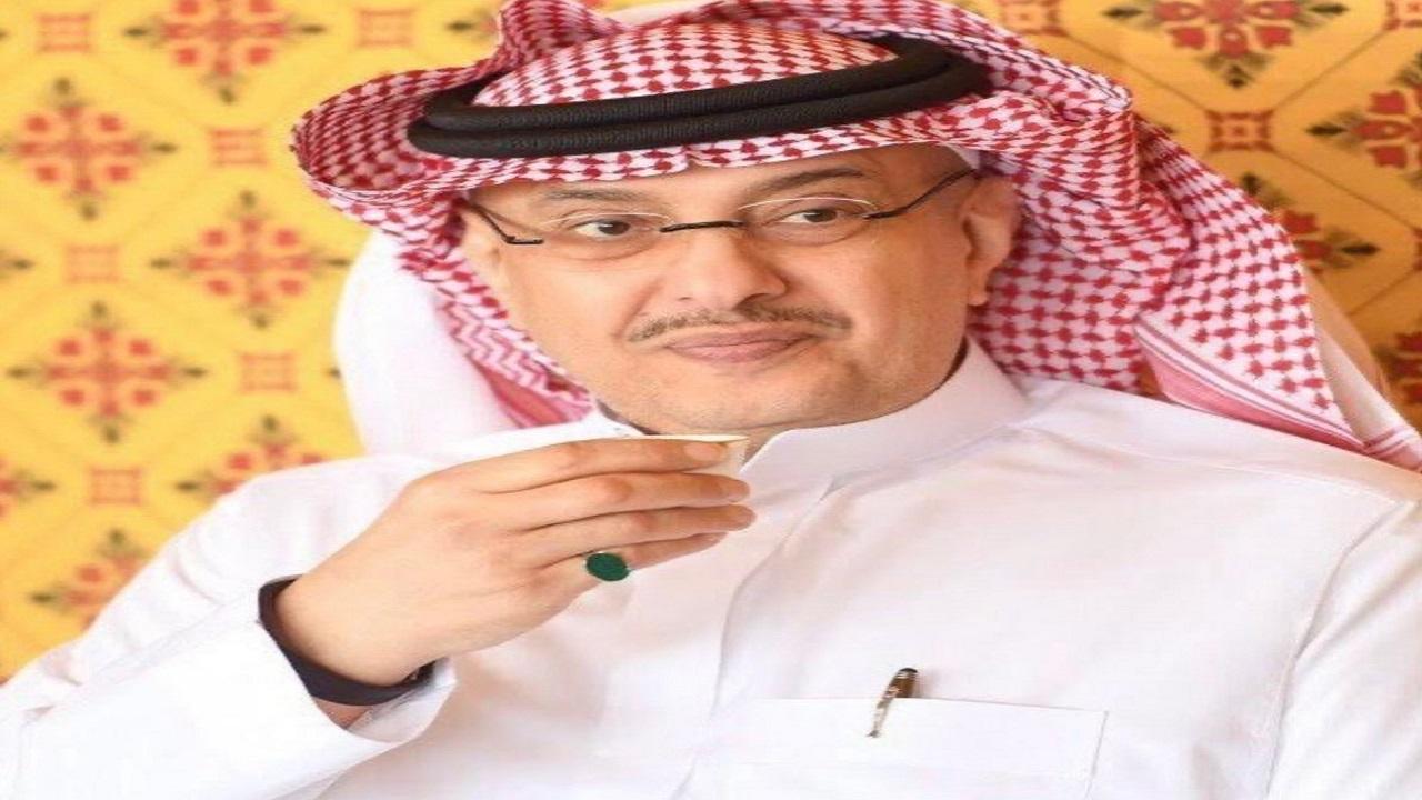 """""""آل معمر"""": الرمز النصراوي الأمير خالد بن فهد في أول لقاء إعلامي"""