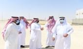 بالصور.. أمين الشرقية يتفقد المشاريع الخدمية بضاحية الملك فهد بالجبيل