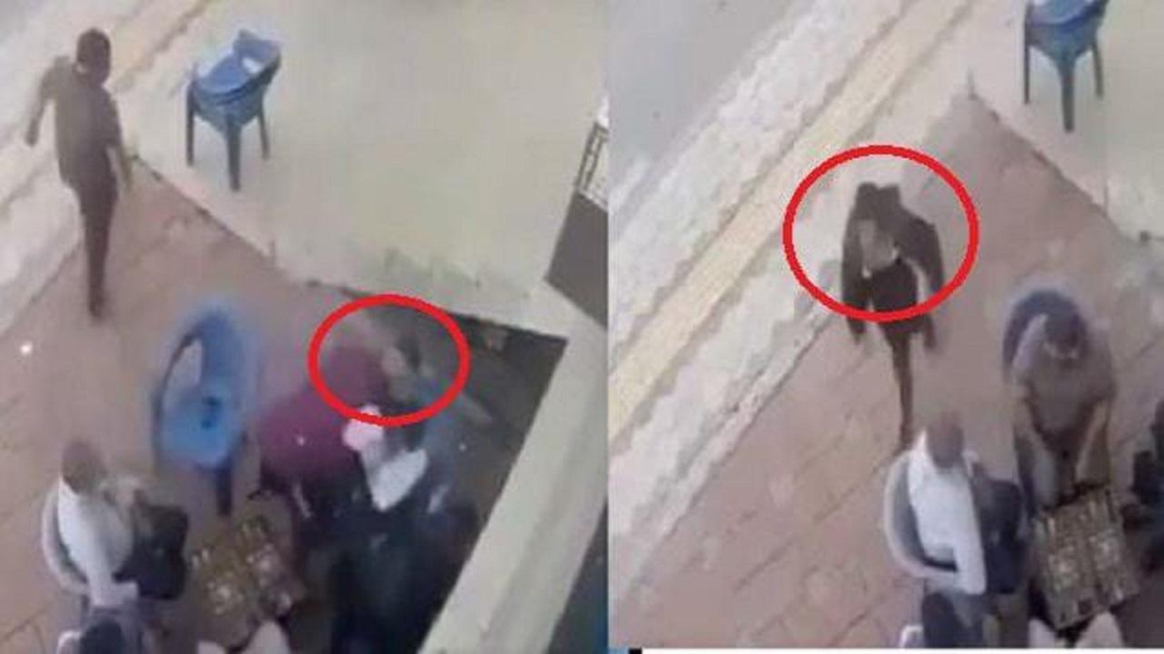 """ردة فعل """"غريبة"""" لـ 4 رجال استنجدت بهم امرأة لإنقاذها من اعتداء شخص عليها"""