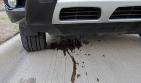 أبرز السوائل والزيوت التي تتسرب من السيارة