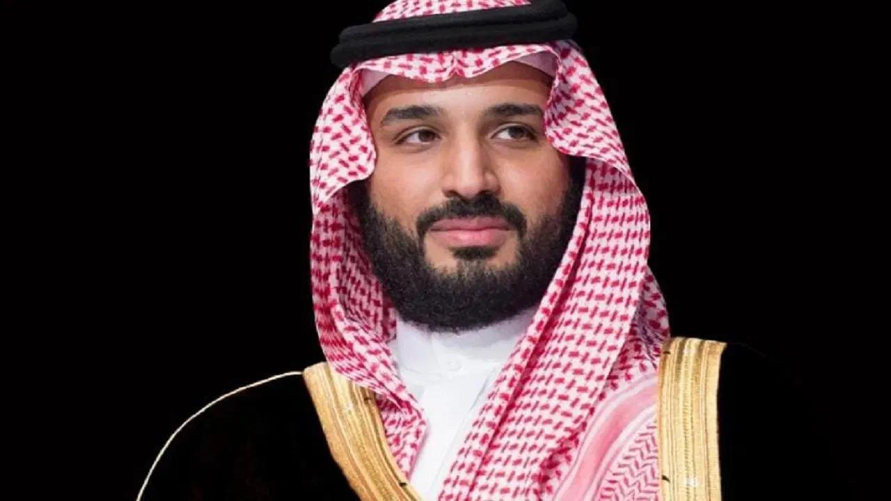 ولي العهد يهنئ سلطان بروناي دار السلام بذكرى توليه مقاليد الحكم في بلاده
