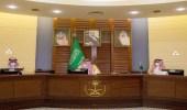 بالصور.. أمير القصيم يترأس اجتماع مجلس أمناء المركز العلمي