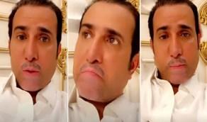 بالفيديو .. فايز المالكي يوجه رساله للشباب