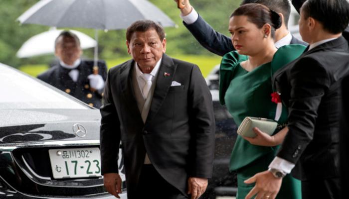 ابنة رئيس الفلبين تنوي الترشح للرئاسة