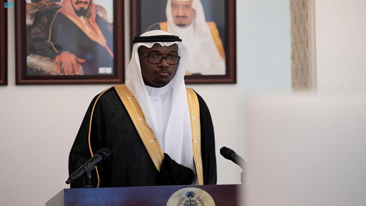 تعيين أحمد المولد سفيرًا لخادم الحرمين في الصومال