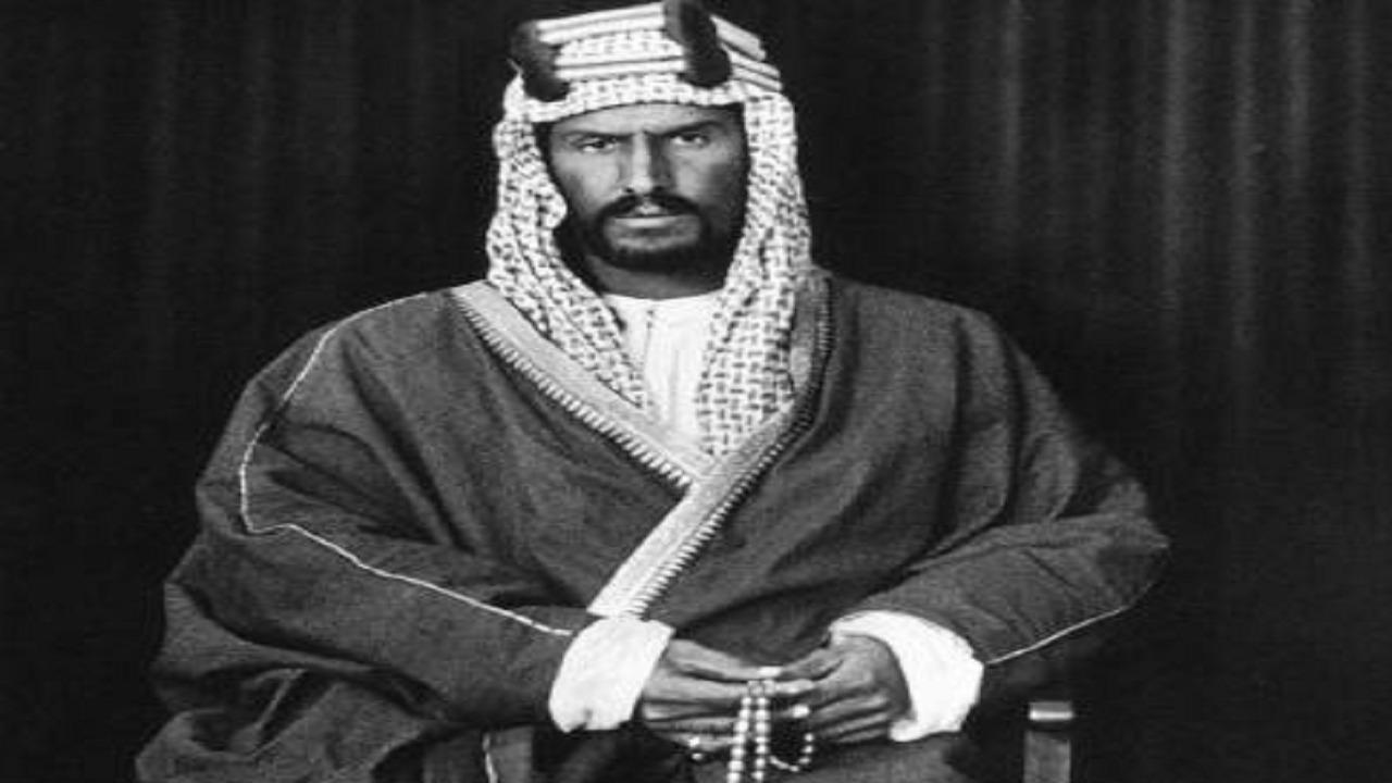 """بالفيديو .. رحلة """"محمد بن شهيل"""" في كسب ثقة الملك عبدالعزيز"""