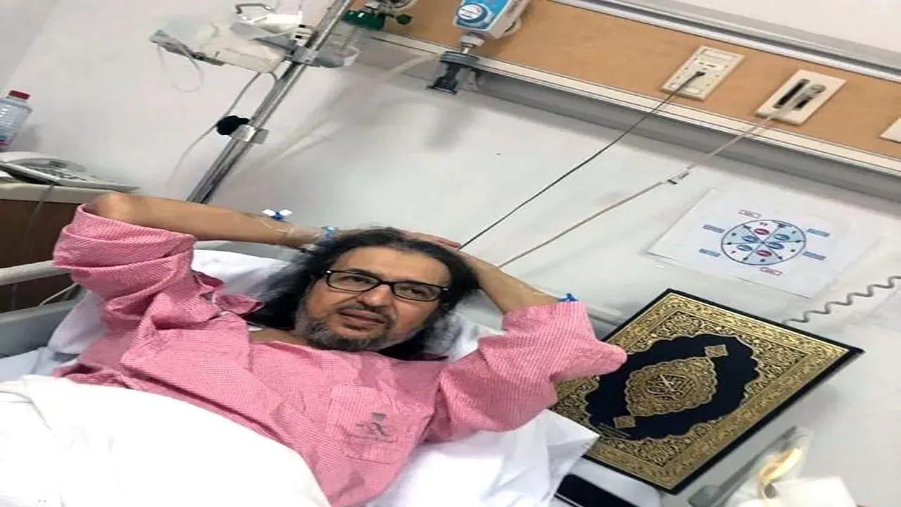 """نجل خالد سامي يثير القلق: """"يا رب صبرنا"""""""