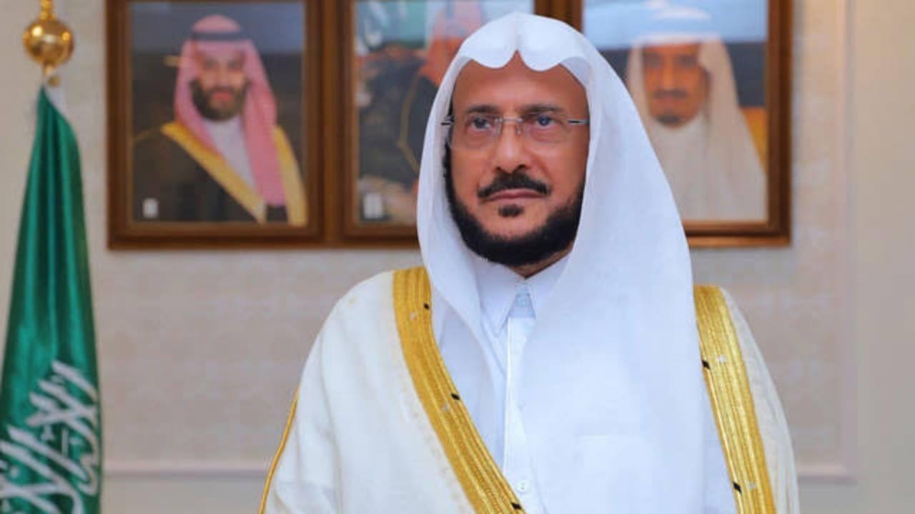 توجيه عاجل من وزير الشؤون الإسلامية بشأن خطبة الجمعة المقبلة