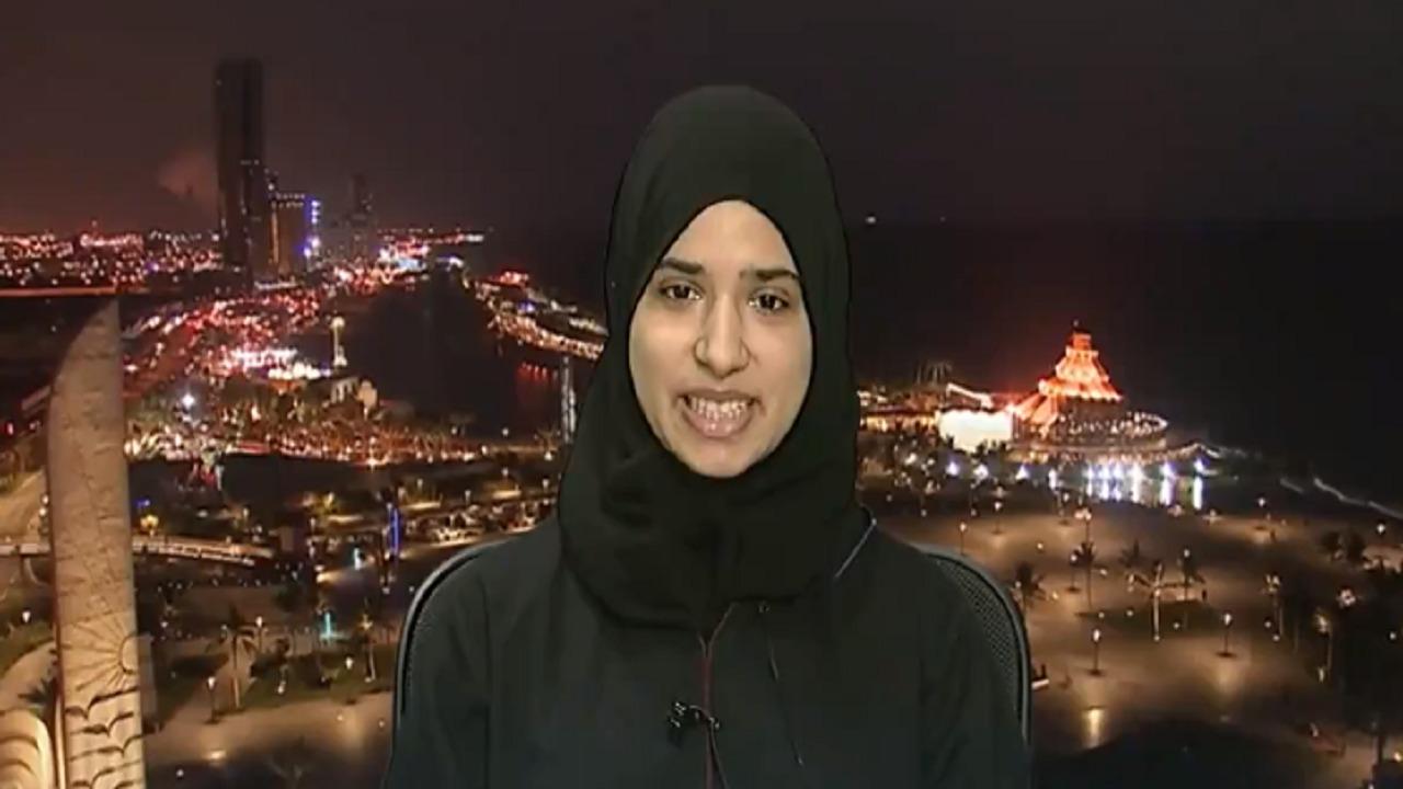 طالبة سعودية تحصد براءة اختراع يحل أزمة تقلص غرف قياس الملابس بالمحلات