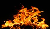 إعدام رجل حرق زوجته السابقة في بث مباشر