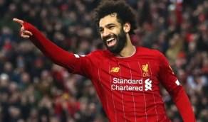 """""""صلاح"""" يعادل رقم """"دروغبا"""" كأفضل هداف أفريقي في الدوري الإنجليزي"""