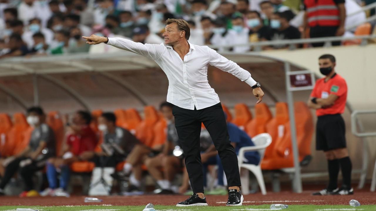"""""""رينارد"""": من الغد سنسى مباراة اليابان ونبدأ بالإعداد للصين"""
