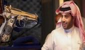 """آل الشيخ: أسلحة تباع يوميًا بأسعار مميزة في """"كومبات فيلد"""""""